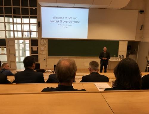 Posiedzenie Prezydium ISM w Trondheim